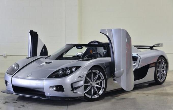 Koenigsegg CCXR Trevita 480万美元