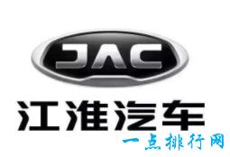 NO.10 江淮汽车