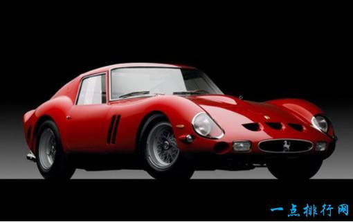 1962年法拉利250 GTO - > 1660万美元