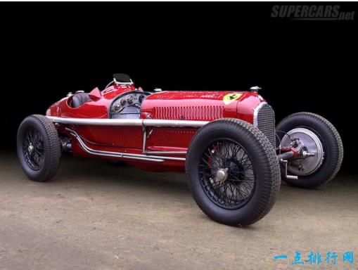 1932阿尔法罗密欧Tipo B - > 560万美元