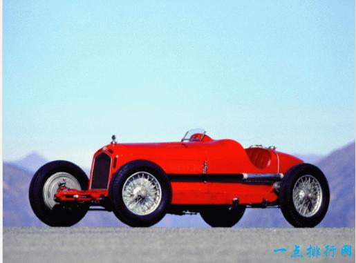 1933年的阿尔法罗密欧8C 2300蒙扎蜘蛛科萨-2.53亿美元