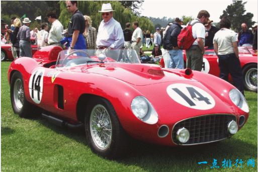 1956年法拉利860蒙扎- > 250万美元