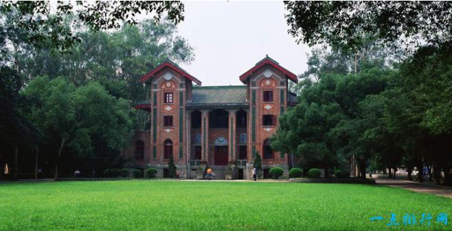中山大学、广州