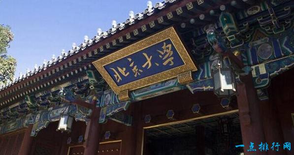 中国十大名校之一《北京大学》
