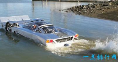 海狮水陆两栖跑车