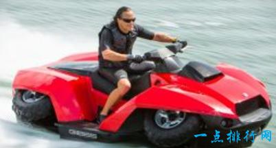 吉布斯水陆两栖摩托车