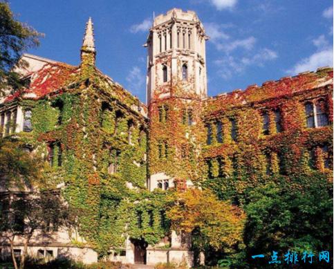 7.芝加哥大学