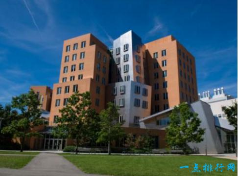 8.麻省理工学院