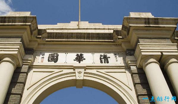 2017年中国两岸四地大学排名 清华第一北大第二