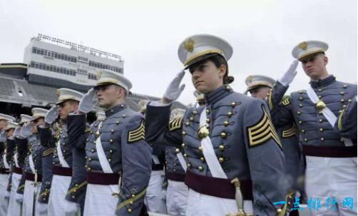西点军校,美国