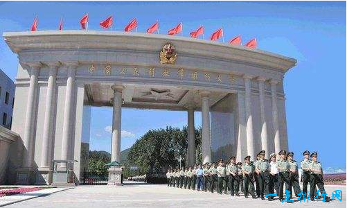 中国人民解放军国防大学,中国