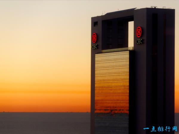 中国工商银行 3.47万亿美元