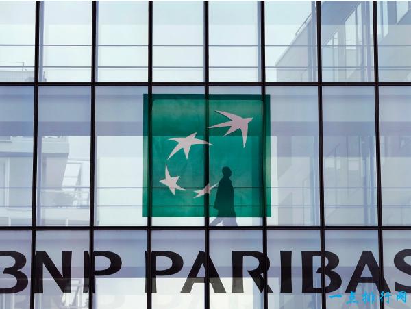 法国巴黎银行 2.19万亿美元
