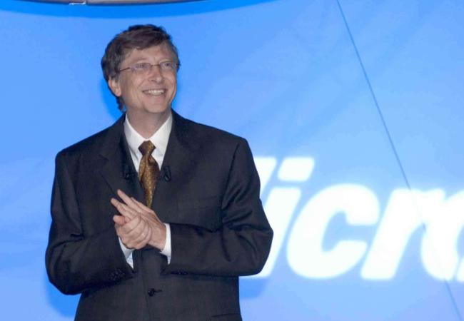 比尔·盖茨 860亿美元