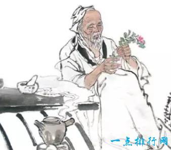 中国古代十大名医之一华佗