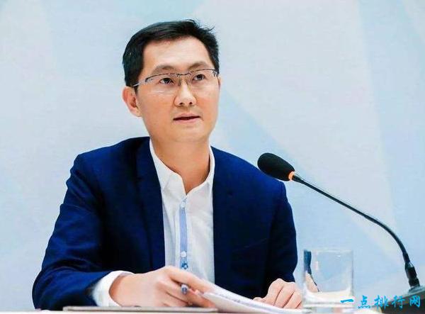 2017年最佳CEO 腾讯马化腾仅排第61位
