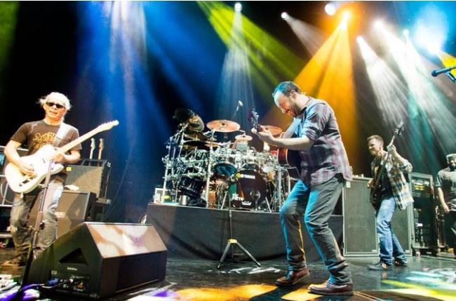 Dave Matthews Band 5100万美元