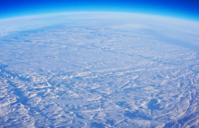 《冰冻星球》