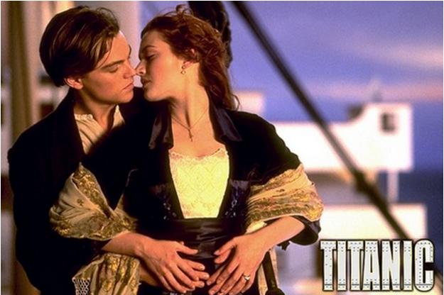 《泰坦尼克号》 票房:2186772302美元