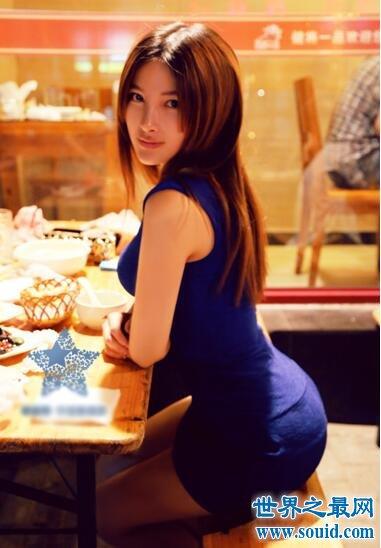 【图】中国最美翘臀模特朱韵淇,此臀只应天上有(喷血图)