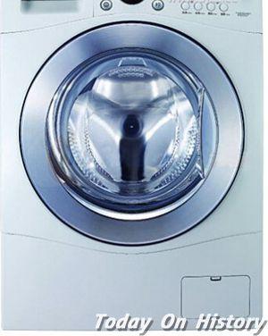 世界上最薄的滚筒洗衣机 厚度只有44厘米