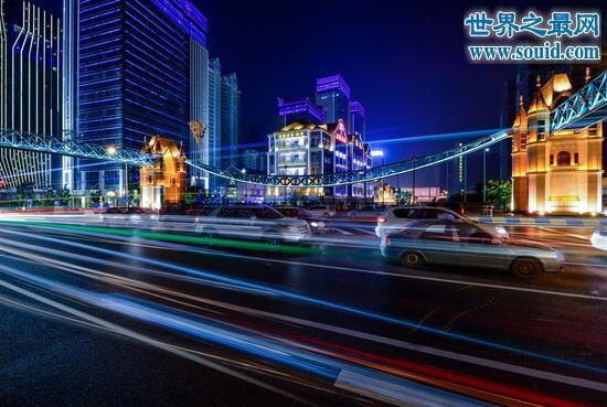 世界最长的商业步行街,武汉楚河汉街(最特色)