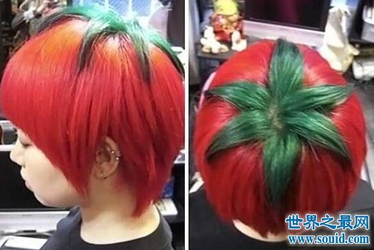 【图】世界上最奇葩的发型,要想生活过得去(原谅色)