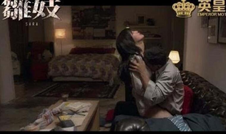 香港三级片惊人黑幕女星咬牙浑身脱得精光 裸露