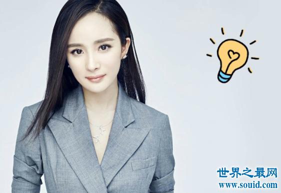 【图】中国女明星最受欢迎五位 有没有你最爱的小花呢