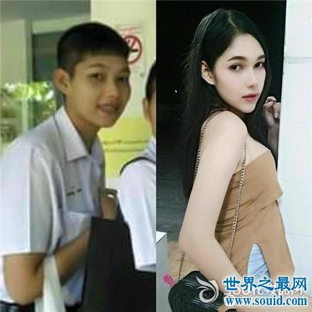 泰国变性人变性后让人目瞪口呆 变性人与人妖的