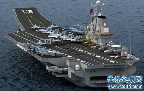 2018年最新十大中国先进武器 看过后美国盟友马上