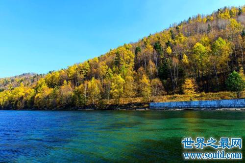 景色迷人的贝加尔湖 此生一定要去湖边走一走