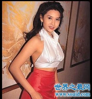 三级片女神 郑艳丽三级片中竟曾假戏真做