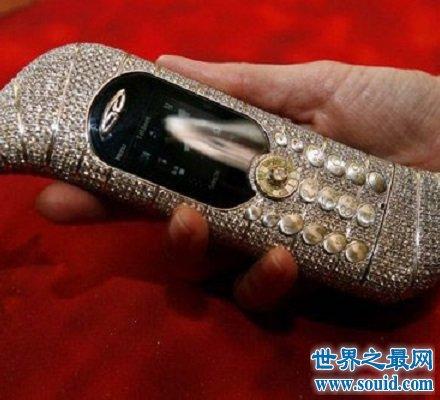 世界上最贵的手机排行榜前十 最贵手机售价上亿