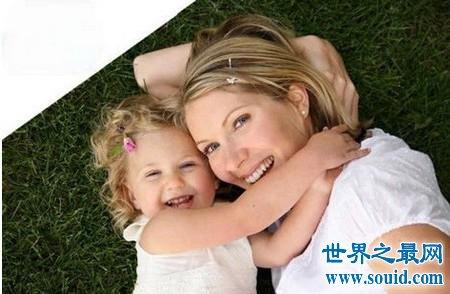 世界上最年轻的妈妈 居然只有5岁!