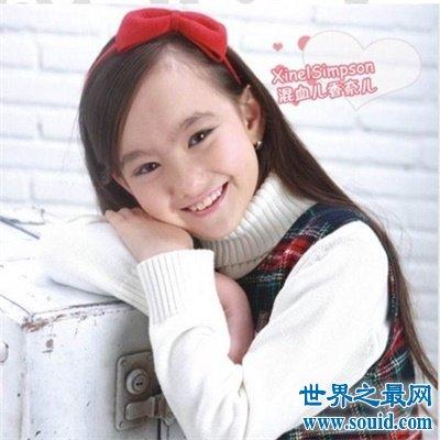 香奈儿童星看得我想生女儿了 太漂亮了吧