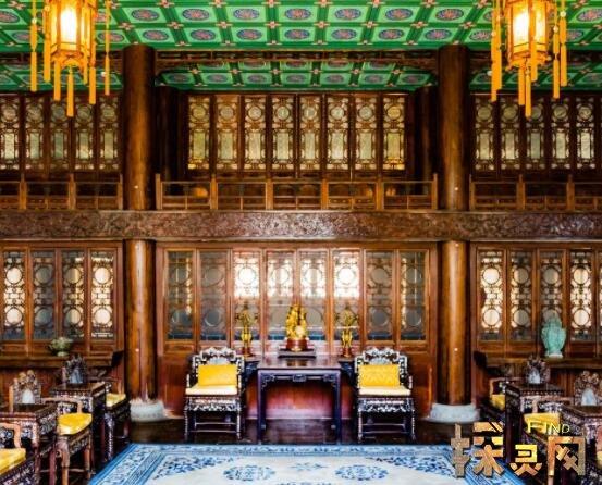 世界上最贵的房子,恭王府价值无法估量(一根金丝楠木值25亿)