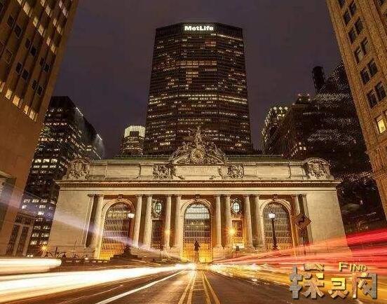 世界最大火车站,纽约中央火车站占地20万方