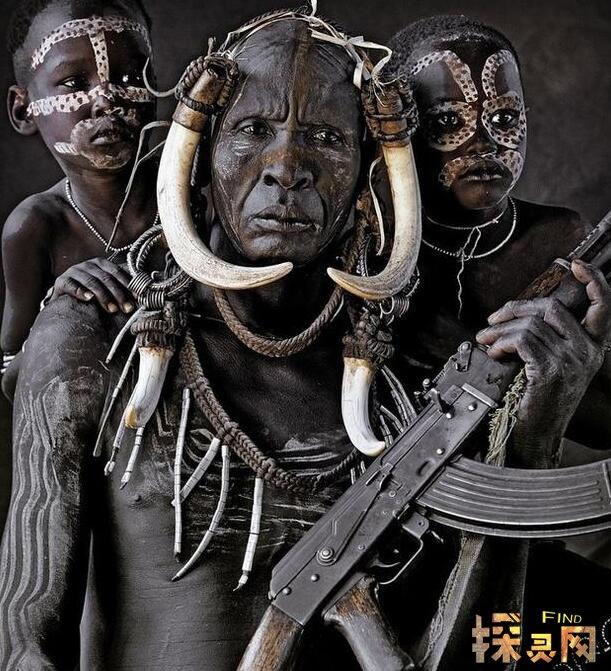 世界上最不可思议的十大民族排行,刷新你的三观