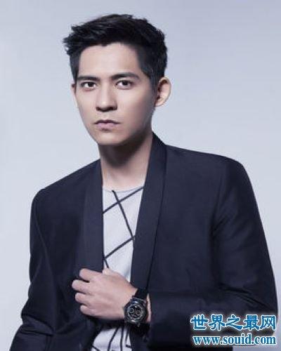 台湾十大最帅男明星,让你心脏停止跳动。