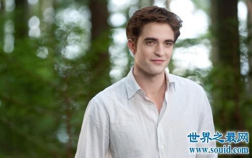 好莱坞十大最帅男星,颜值高魅力强受欢迎