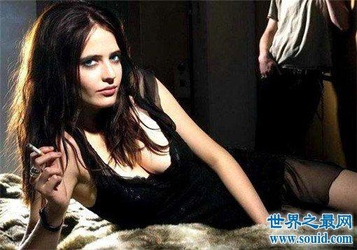 最性感的好莱坞女演员排行榜,尤物般让人把持不住