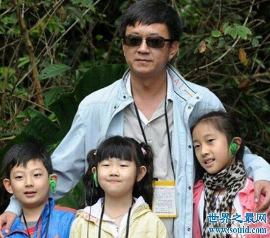 朱思潭是著名主持人朱军的儿子