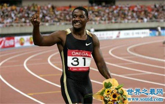 世界上跑的最快的人排行榜,这些人跑起来快如闪电!