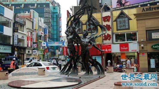 韩国人口,没想到竟达到如此程度!
