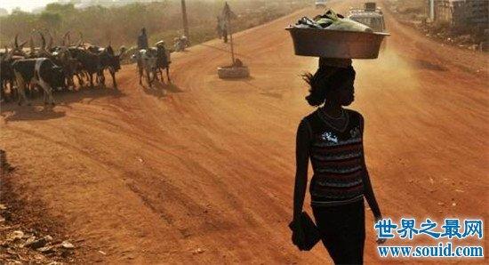非洲人口最多的国家排行榜,尼日利亚1.9亿位居第一