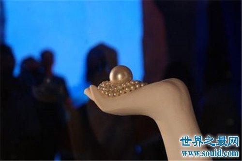 世界上最大的珍珠排名,一颗价值可达上千万