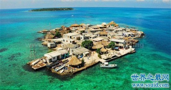 世界最拥挤10个小岛,我国仅占一位