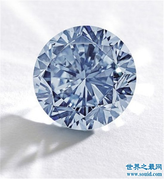世界上最大的蓝钻,土豪都买不起