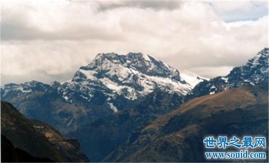 世界上最长的山脉长达8900公里,跨越了半个地球